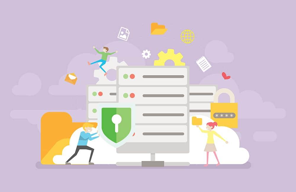 Keeping a strong WordPress password